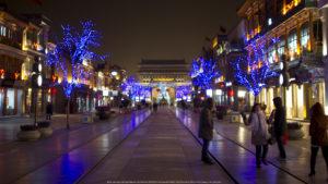Christmas at Tiananmen Square 2